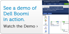 Watch a Demo of Dell Boomi iPaaS