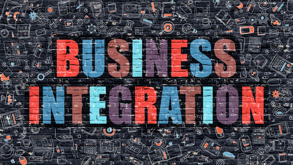 Business Integration collage image