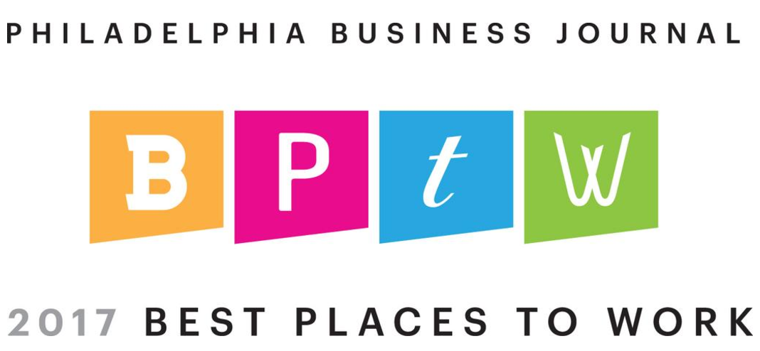 Best Places to Work, Philadelphia logo