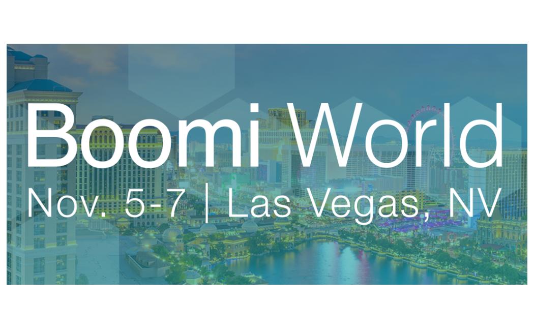 Boomi World 2018, Vegas banner