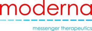 Moderna therapeutics logo