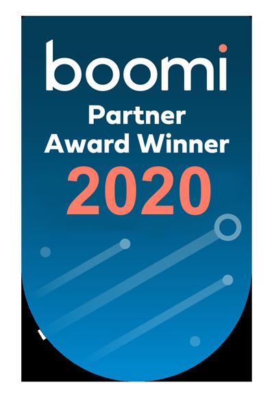 Partner Award 2020 Badge