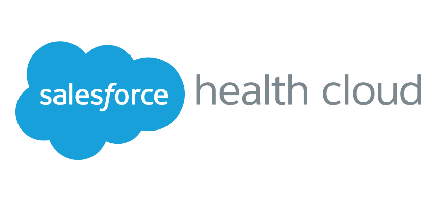 """Salesforce Health Cloud"" logo"