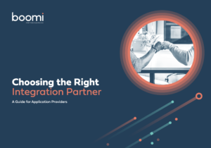 eBook Selecting the Right Integration Partner