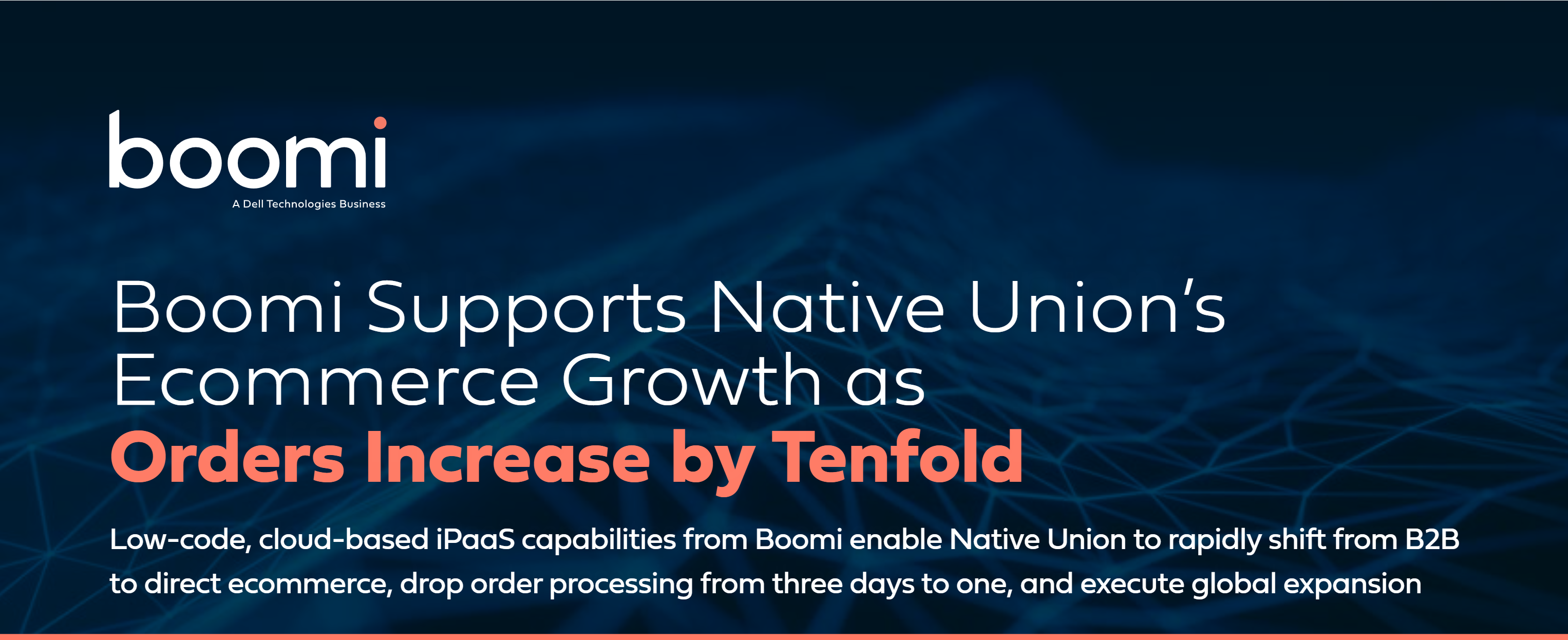 Boomi Supports Native Union's Ecommerce Growth